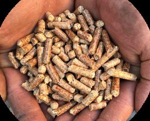 Pellets voor pelletkachel duurzaam Klus en Vlam
